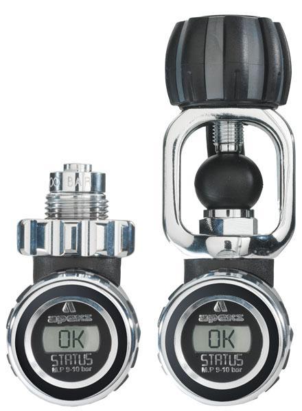 Ремонтен комплект за водолазен регулатор първа степен Apeks DST STATUS