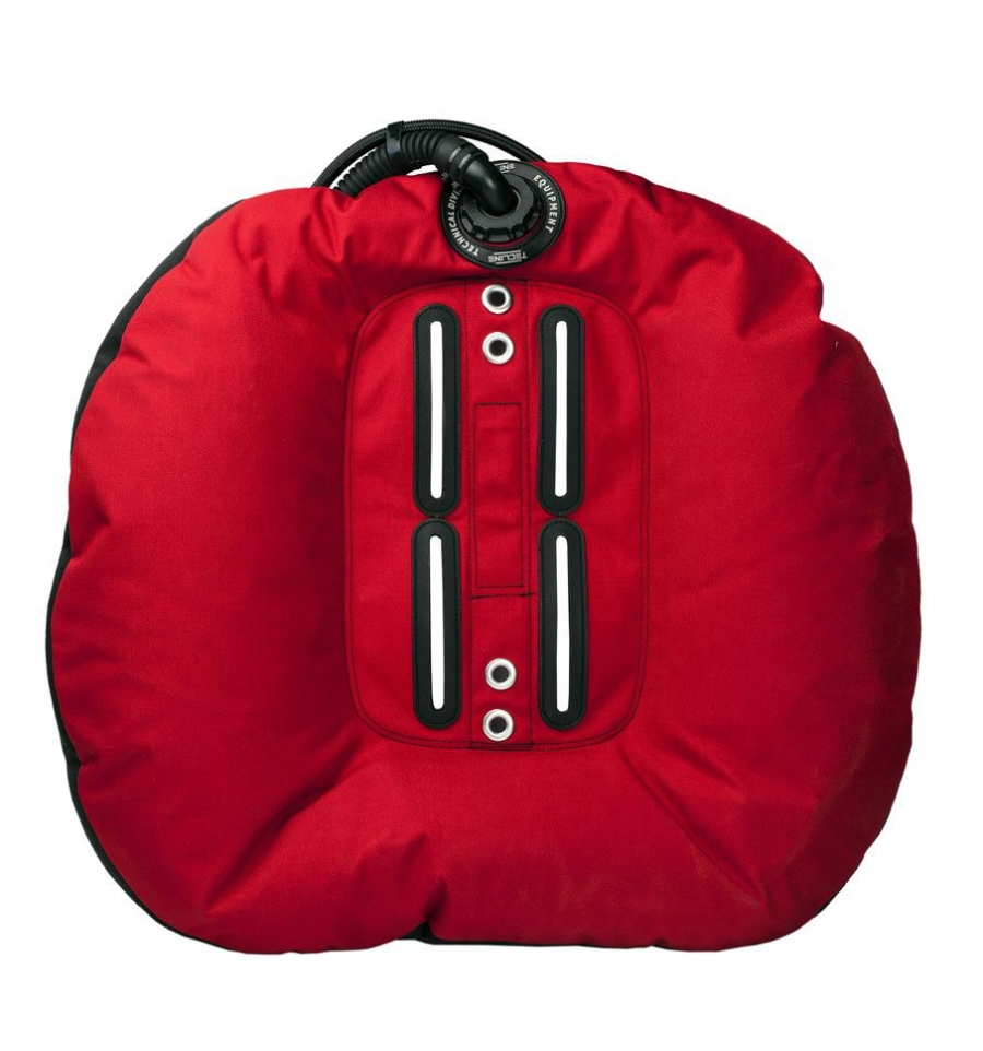 Водолазно крило за техникъл дайвинг DONUT 17 Special Edition RED - Tecline