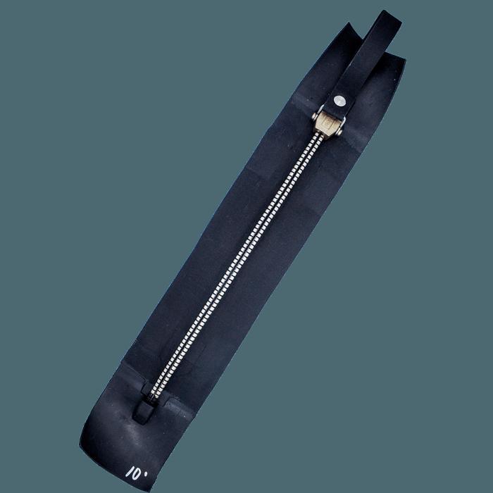 Метален цип за сух водолазен костюм BDM 106 см - YKK