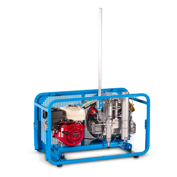 Водолазен компресор с бензинов двигател MCH 13 SH MINI TECH 232 бара / 330 бара – Coltri