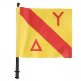 Флаг за буй GREEK MASTER / само за Гърция - H.Dessault