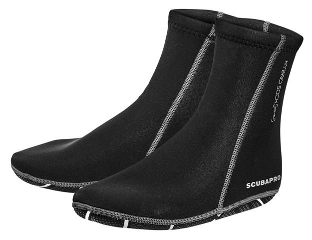 Неопренови чорапи HYBRID SOCK 2,5 мм - Scubapro
