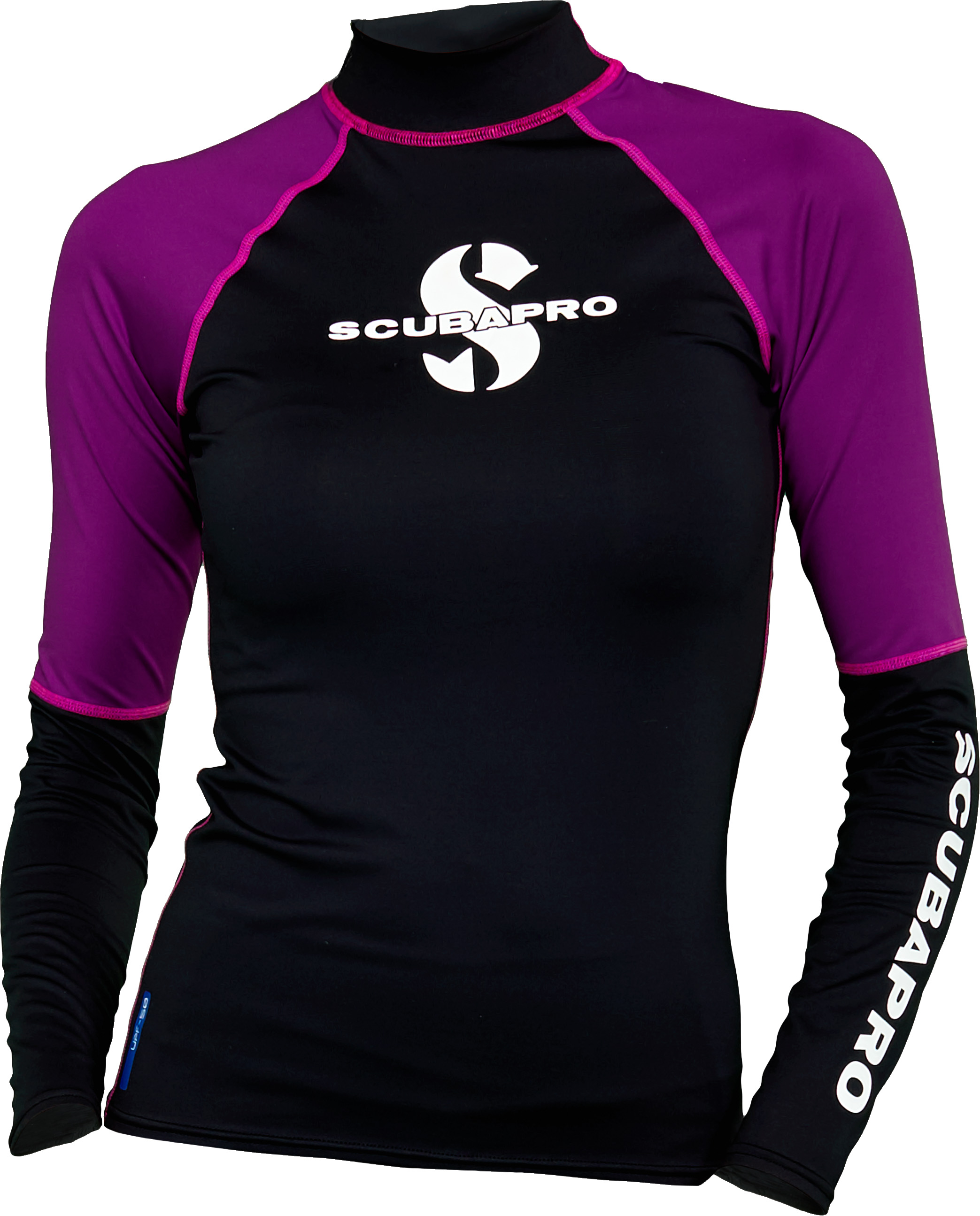 Дамска ликра с UV защита RASH GUARD JEWEL LS Lady – Scubapro