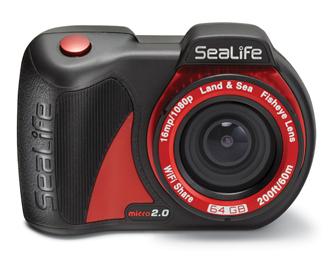 Подводна фото-видео камера MICRO HD 2.0 / 64GB WiFi - SeaLife