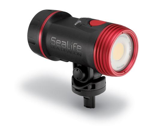 Водолазно фото-видео осветление SEA DRAGON 2500 - SeaLife