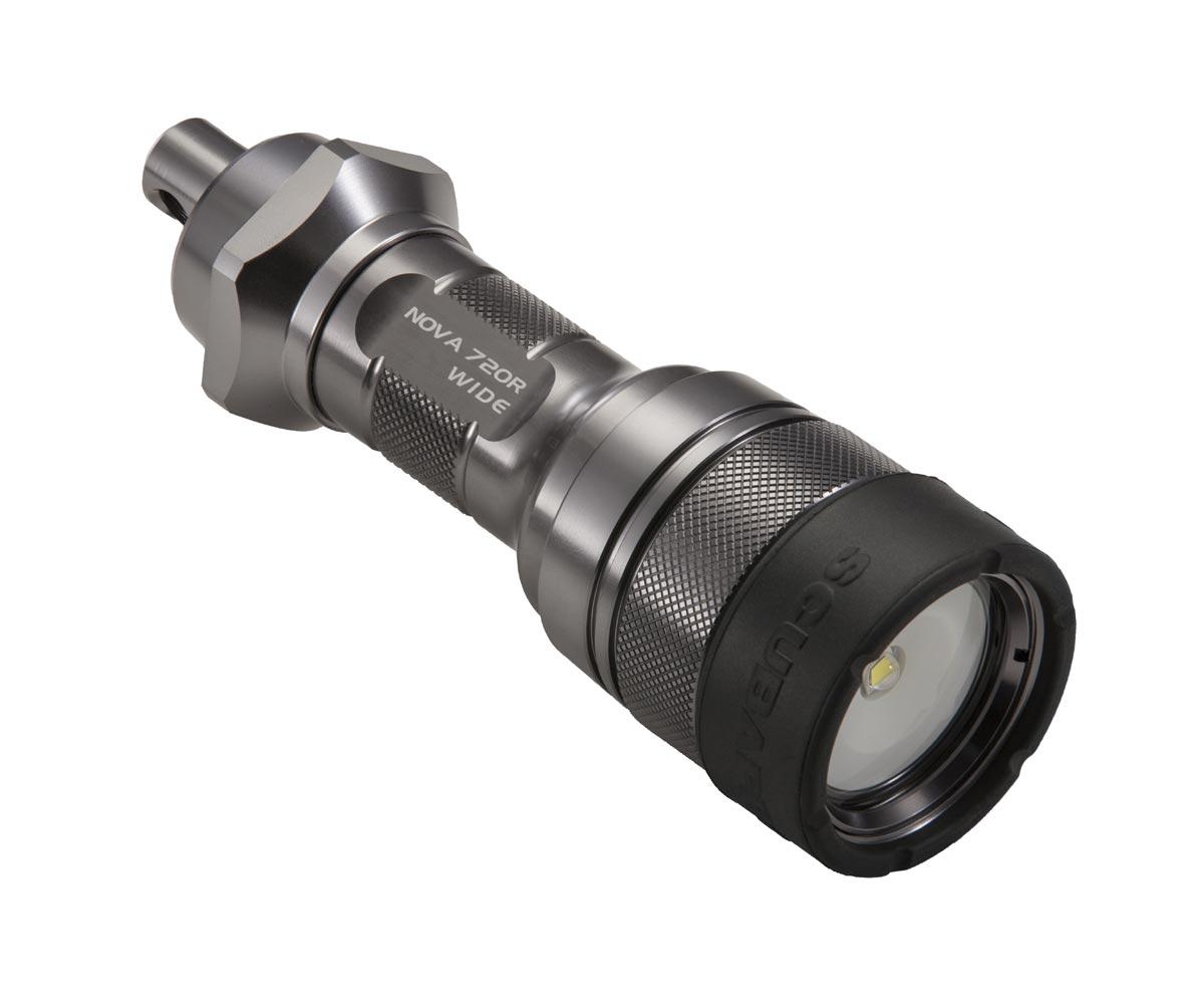 Водолазен фенер NOVA LIGHT 720R WIDE - Scubapro