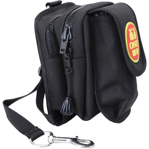 Комбиниран джоб за тежести и аксесоари с 3 секции - OMS