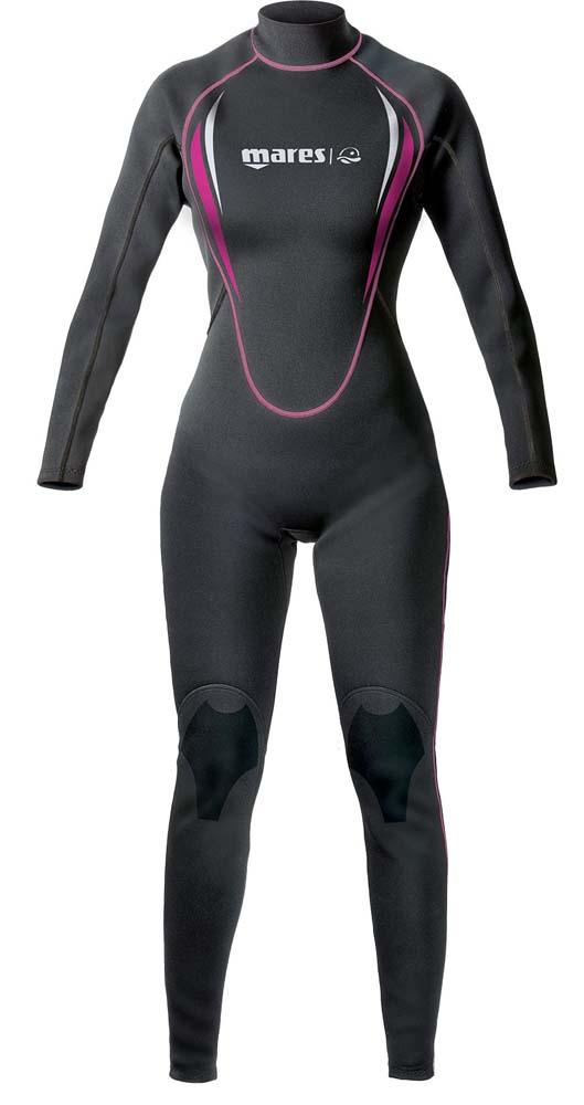 Дамски водолазен костюм MANTA STEAMER Lady 2,2 мм - Mares