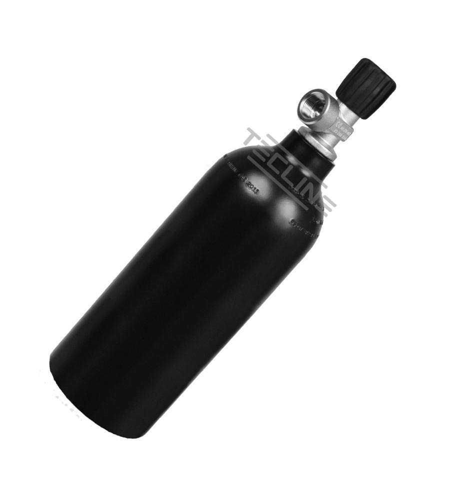 Алуминиева водолазна бутилка 0,85 л / 200 бара - Luxfer
