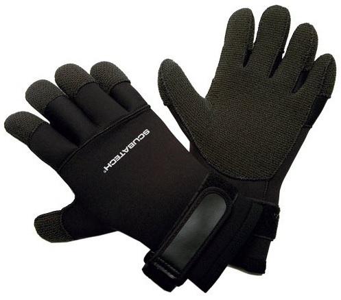 Водолазни ръкавици KEVLAR 2,5 мм - Tecline