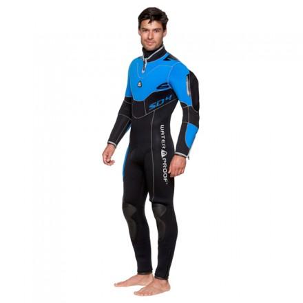 Полусух водолазен костюм SD4 Man - Waterproof