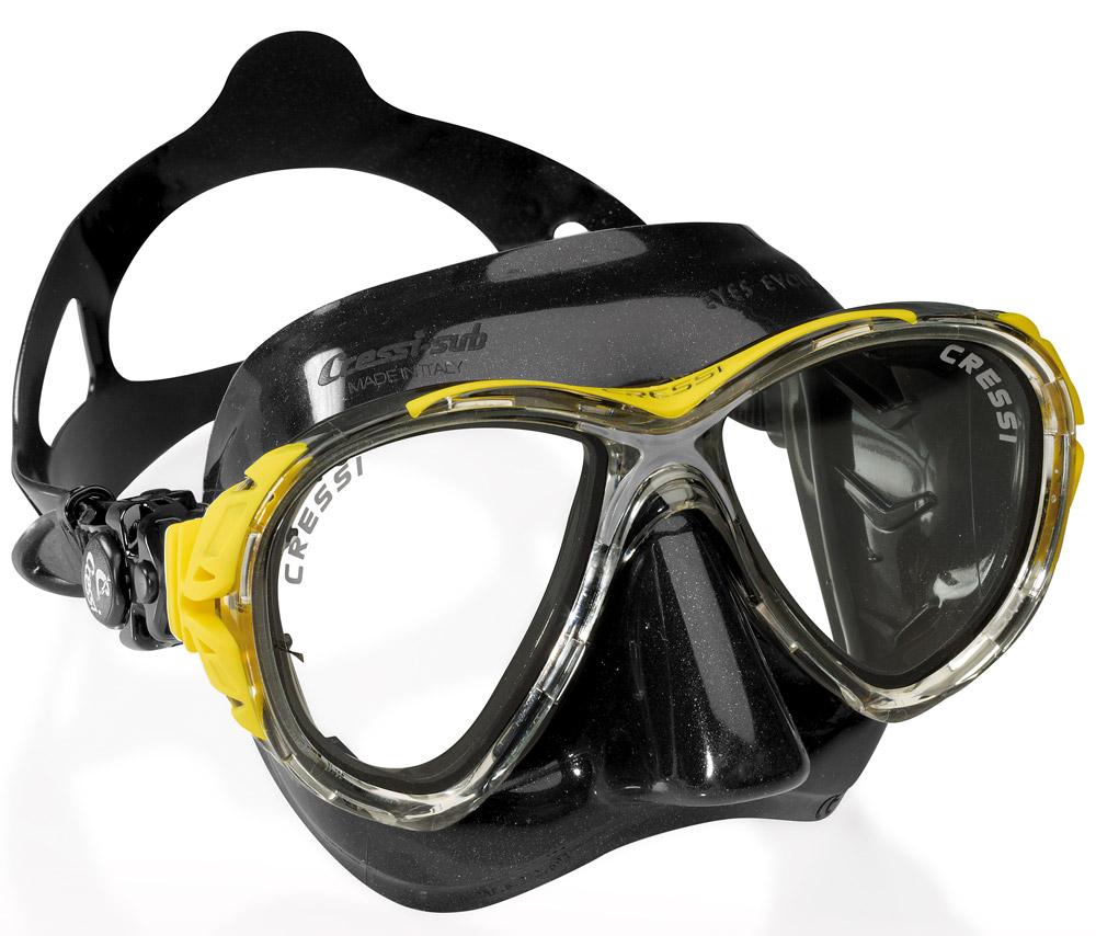 Маска за подводен риболов EYES EVOLUTION - Cressi