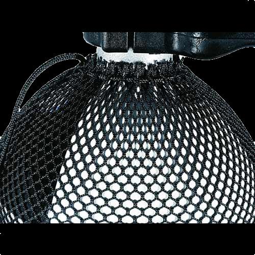 Протекторна мрежа за водолазна бутилка 12/15 литра / 203 мм - Tecline
