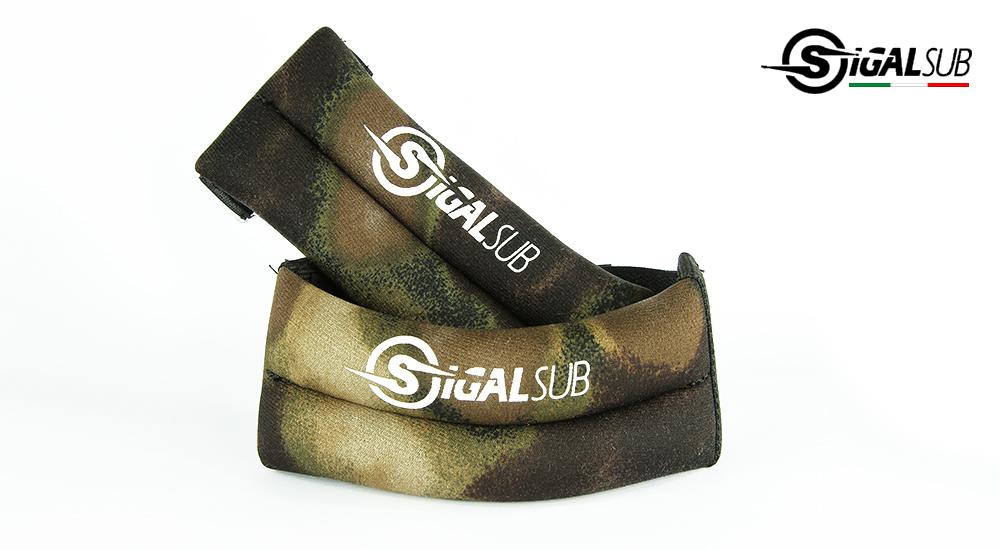 Тежести за крака Ankle Support Mimetic 500 гр - Sigalsub
