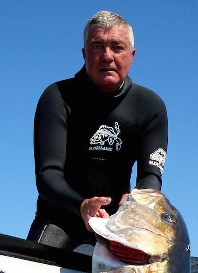 Костюм за подводен риболов X TEND MAXX 9 мм - H.Dessault