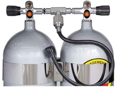 Дистанционно управление за кран на водолазна бутилка DT REMOTE – OMS