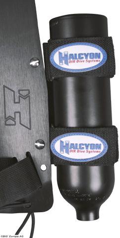 Система за пълнене на сух водолазен костюм 0,85 л - Halcyon