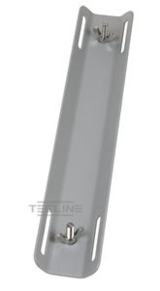 Алуминиев адаптор за еденична водолазна бутилка - Tecline