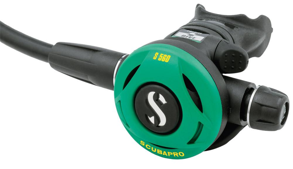 Водолазен регулатор MK 25 EVO / S560 NITROX - Scubapro