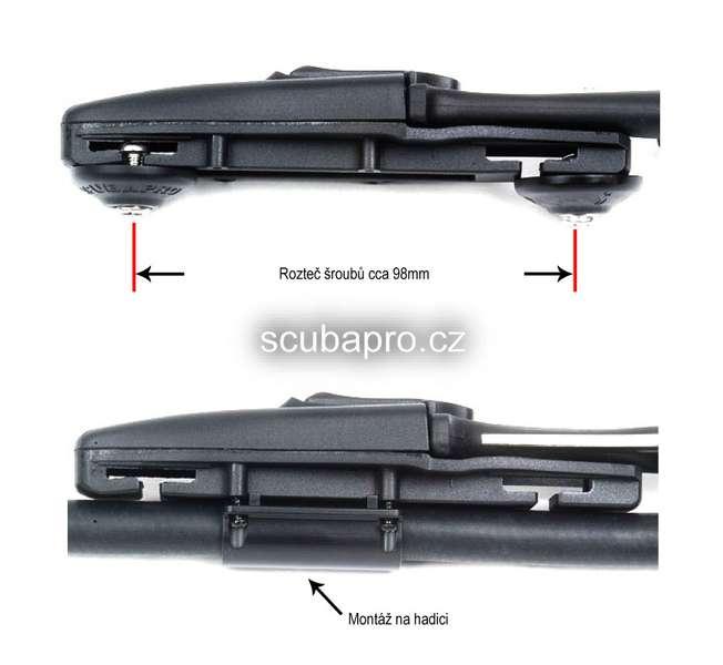 Водолазен нож WHITE TIP - Scubapro