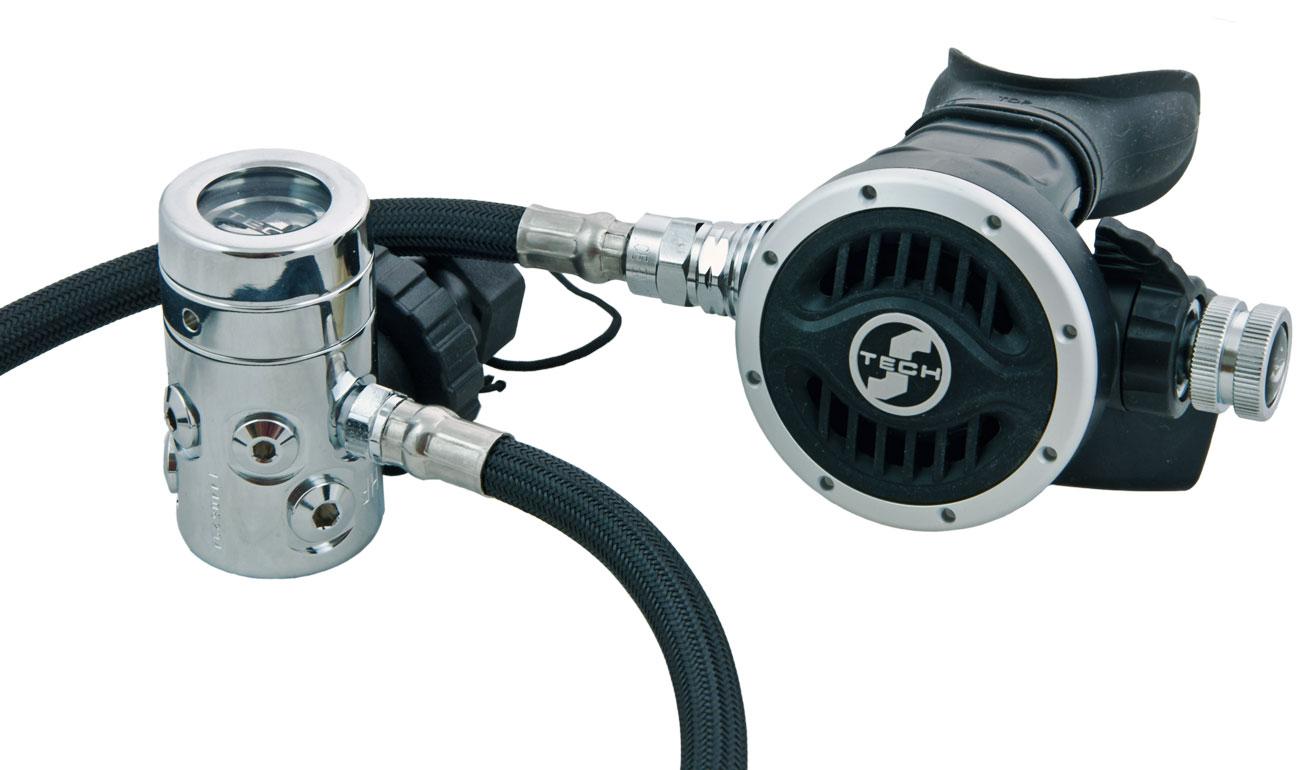 Водолазен регулатор R6 ICE - Tecline
