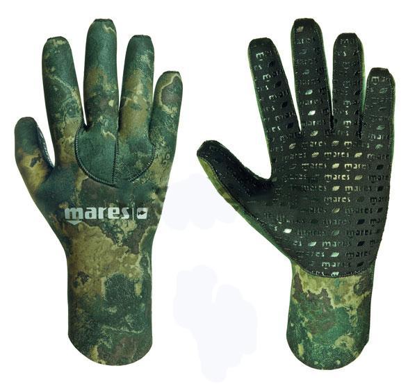 Неопренови ръкавици CAMO GREEN 30 / 3 мм - Mares