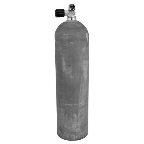 Алуминиева водолазна бутилка Polaris Natural S080 / 11,1 л / 232 бара - Polaris