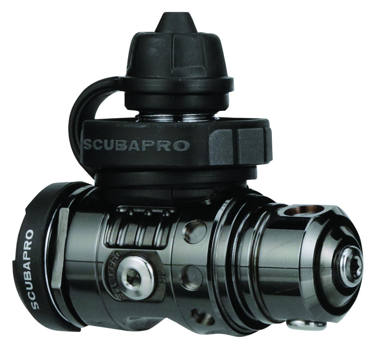 Карбонов водолазен регулатор MK19 EVO BLACK TECH / G260 CARBON BLACK TECH – Scubapro