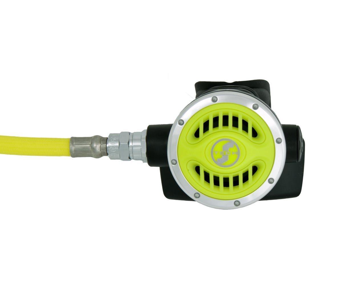 Резервен водолазен регулатор R3 TEC OCTO - Tecline