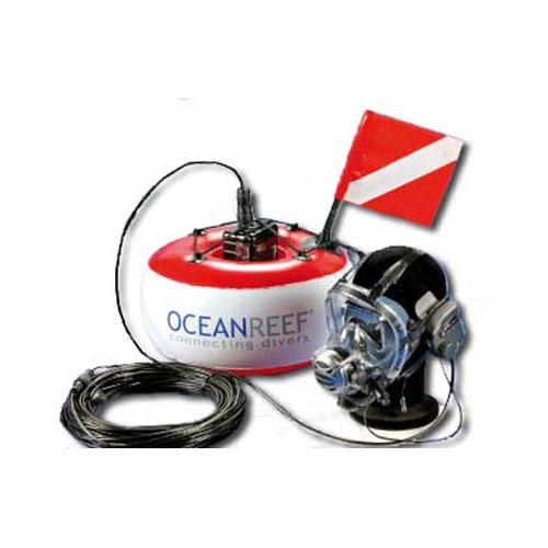 Подводна комуникация с мобилен телефон ALPHA UWCP - Ocean Reef
