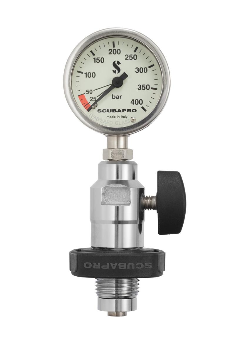 Манометър за проверяване на налягането в бутилката SPG – Scubapro