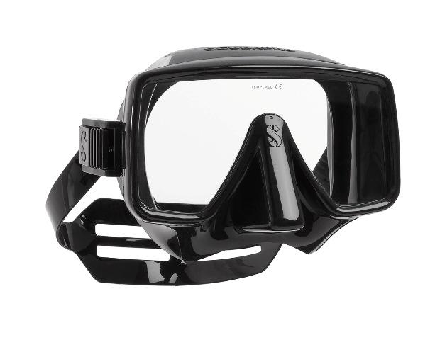 Водолазна маска без рамка FRAMELESS Black - Scubapro