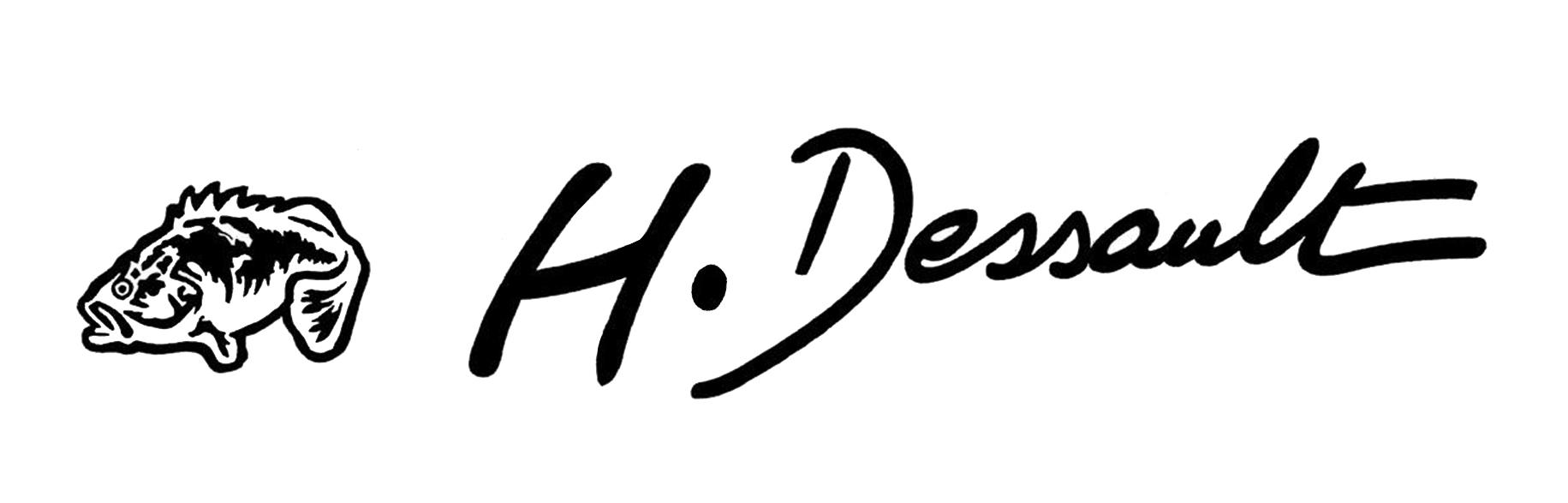 Усилени шарнирни жълъди за ластичен харпун с втулки от Delrin / OBUS ARTICULE RENFORCE - H.Dessault