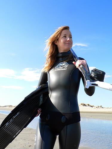 Костюм за подводен риболов Hydra Reversible 3,5 мм - H.Dessault