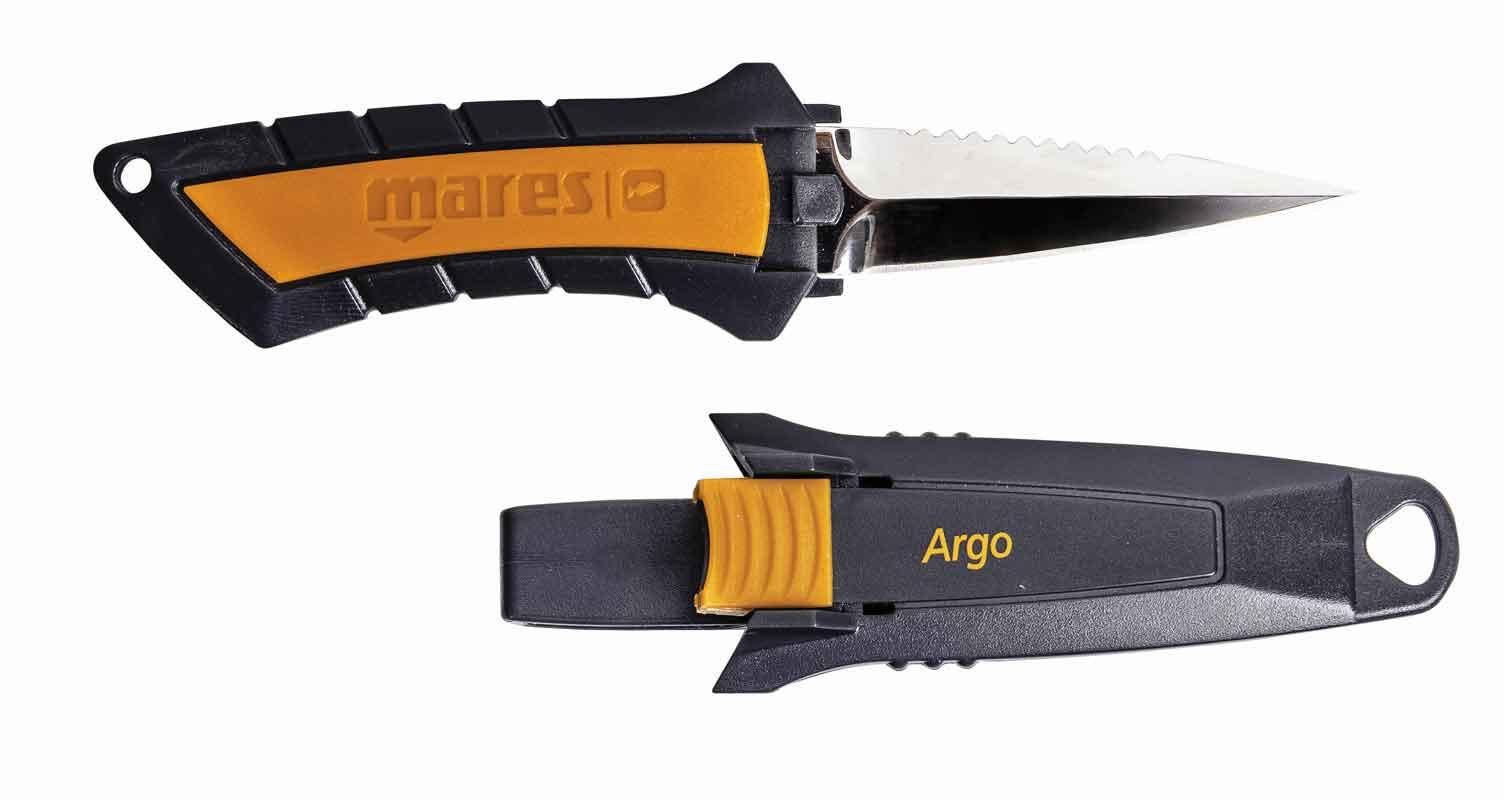 Нож за подводен риболов ARGO - Mares