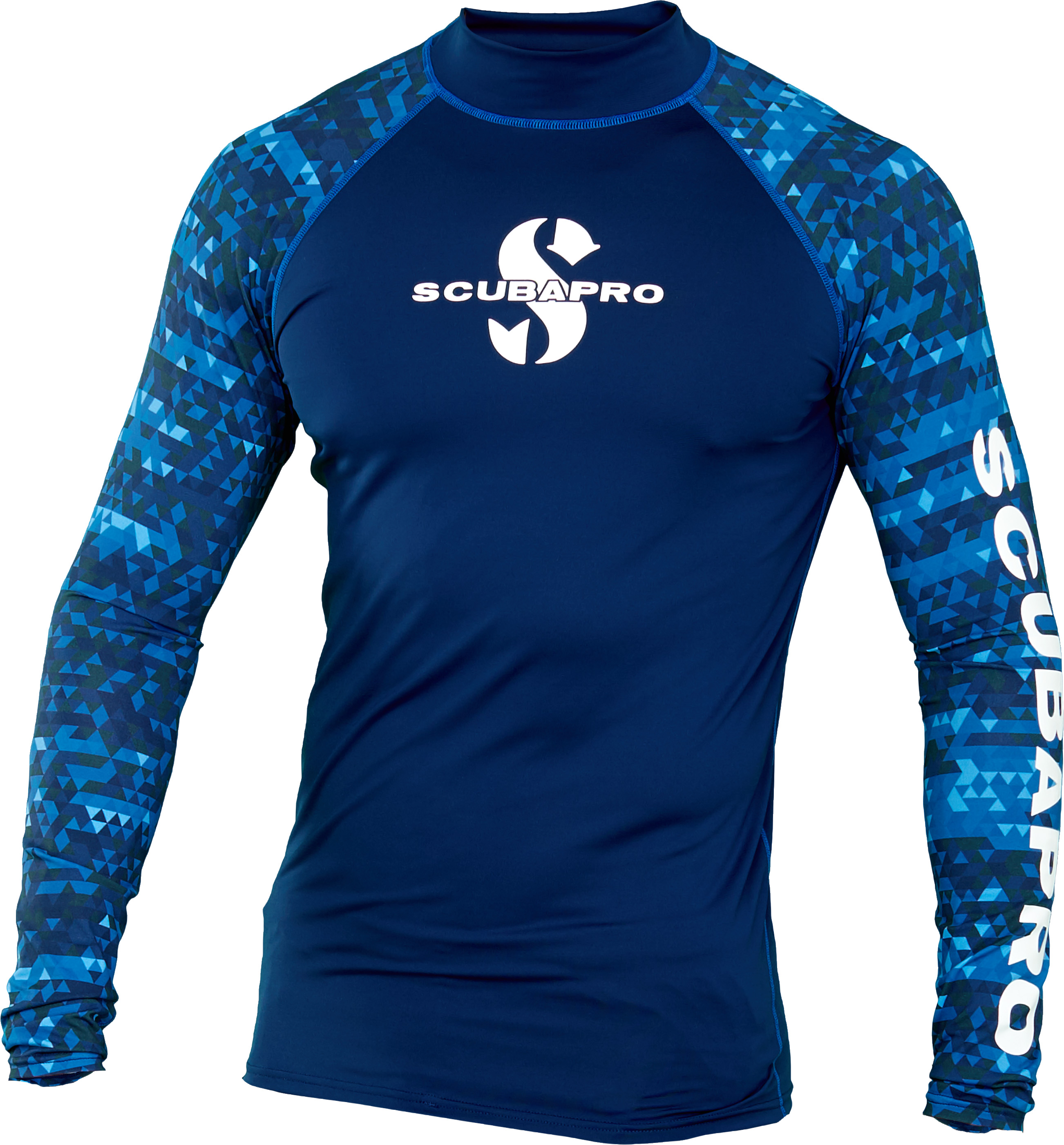 Мъжка ликра с UV защита RASH GUARD AEGEAN LS Man – Scubapro