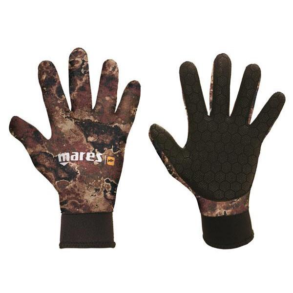 Неопренови ръкавици CAMO BROWN 30 / 3 мм - Mares