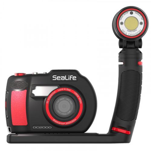 Комплект подводна фото-видео камера и осветление DC2000 PRO 3000F AUTO SET - SeaLife