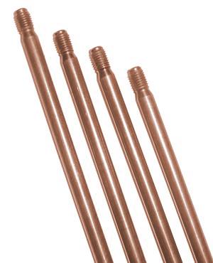 Стрела с резба Ø7 мм / 38 см за пневматичен харпун 40 см - Devoto