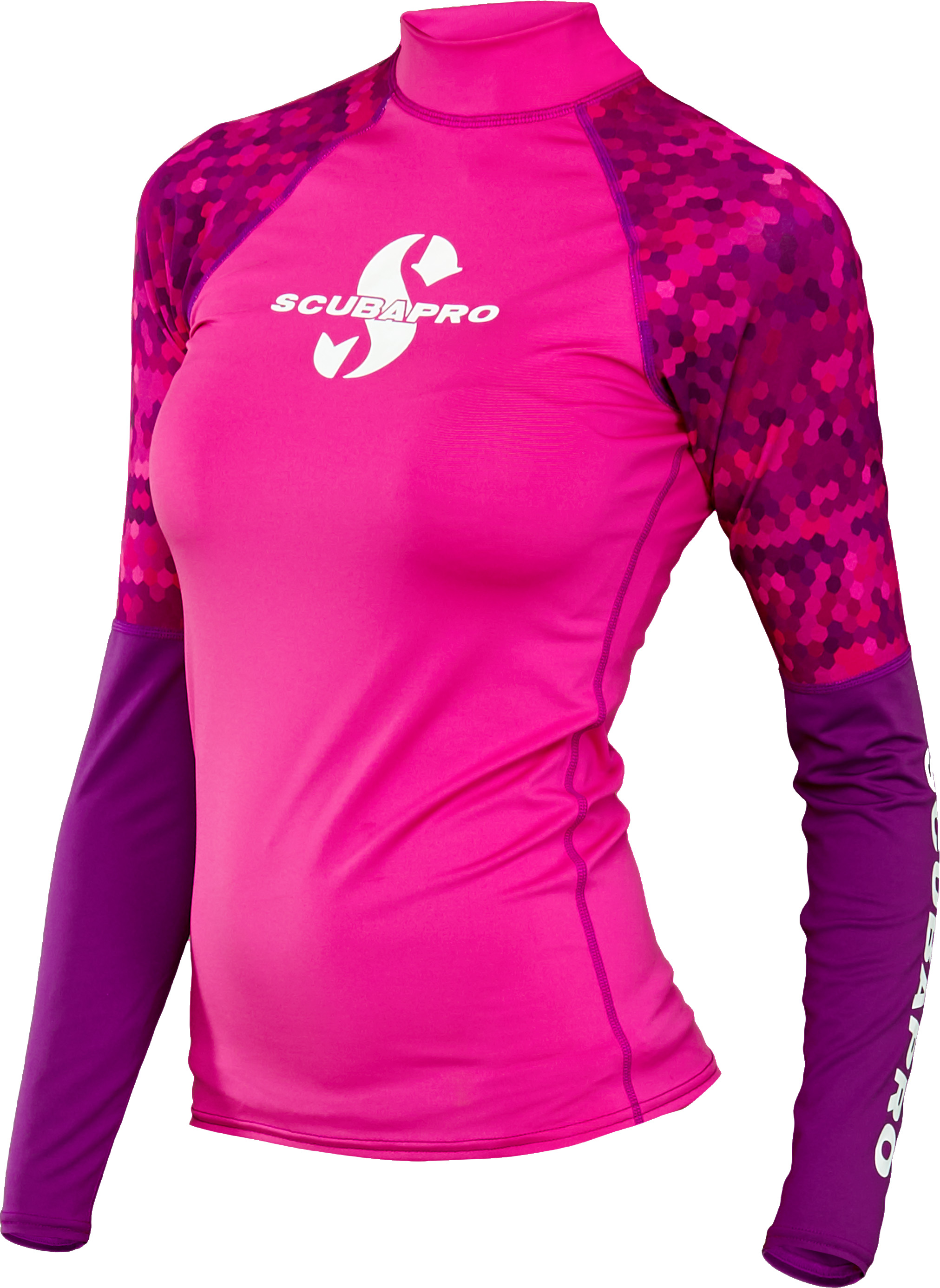 Дамска ликра с UV защита RASH GUARD FLAMINGO LS Lady – Scubapro
