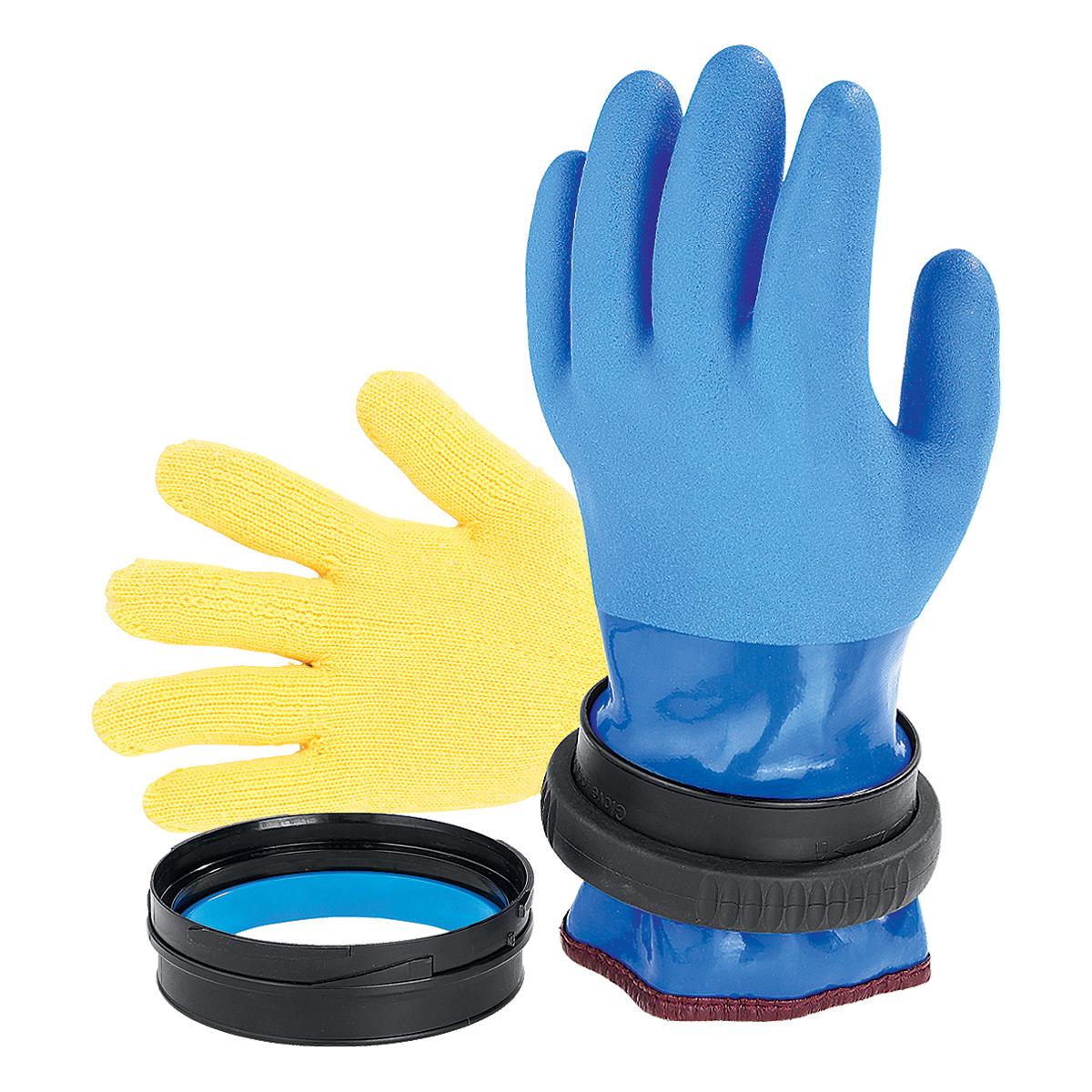 Сухи водолазни ръкавици DRY GLOVE за сух водолазен костюм - Scubapro