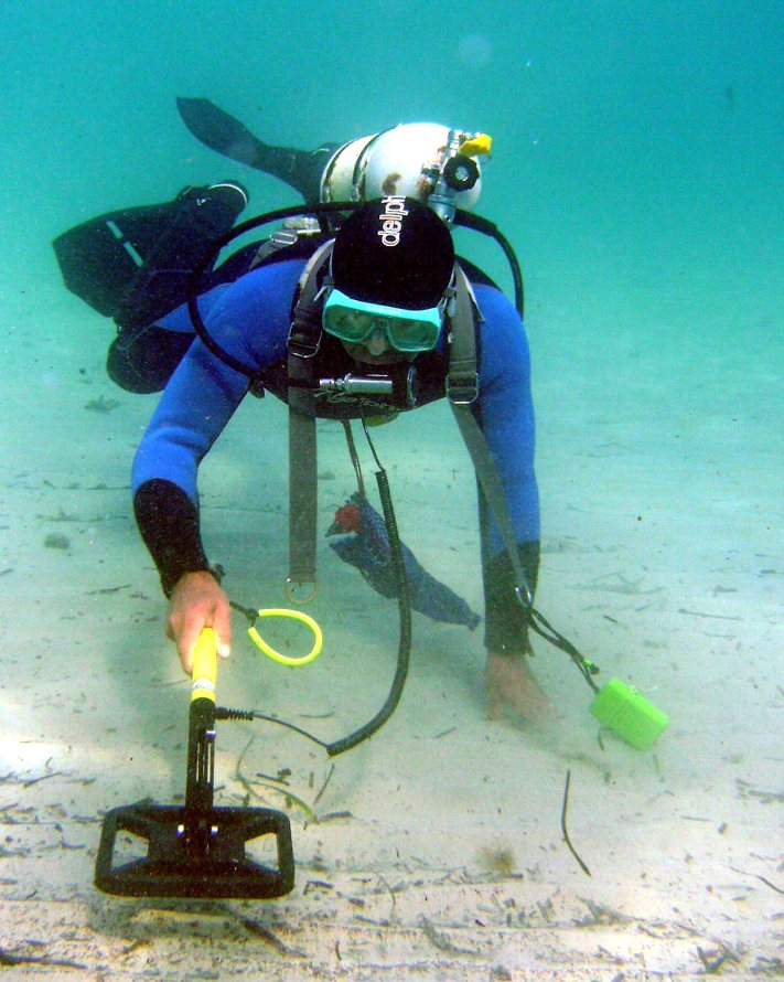 Подводен металотърсач UWM 40 - Secon