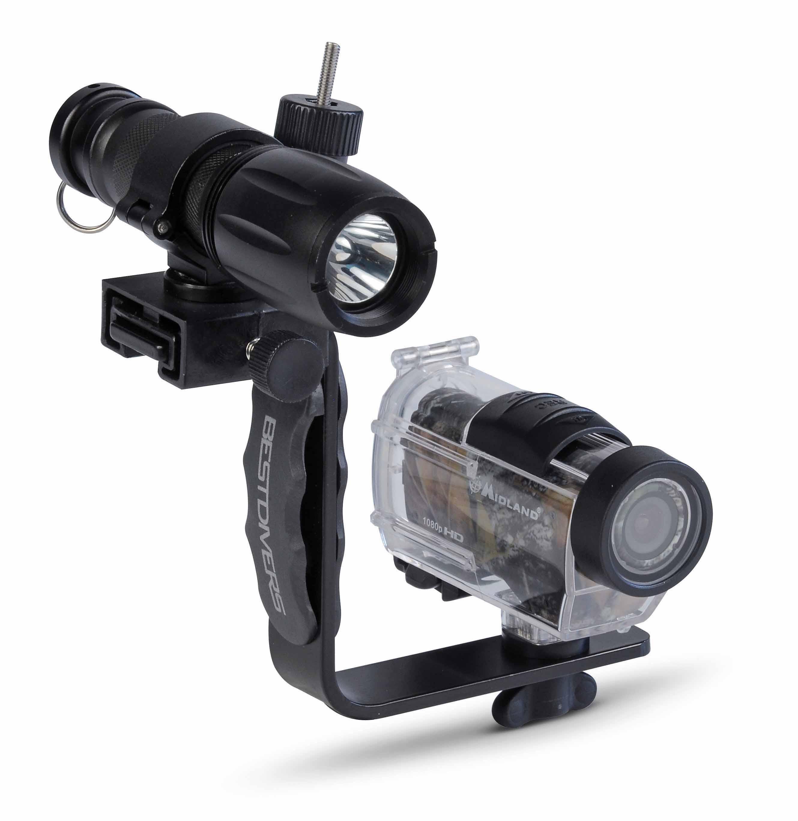 Адаптор за монтаж на фенер с диаметър 26 мм - Bestdivers
