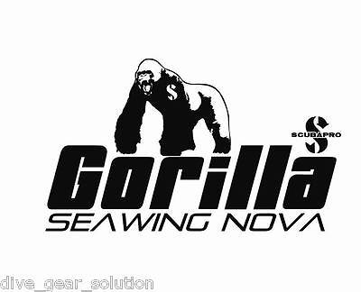 Водолазни плавници SEAWING NOVA GORILLA Army Green ( усилени ) - Scubapro
