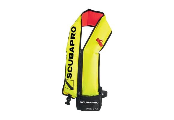 Комбинация от буй и жилетка за шнорхелинг SAFETY and FUN - Scubapro