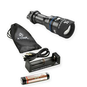 Водолазен фенер със зарядно и батерия NOVA 850R WIDE – Scubapro
