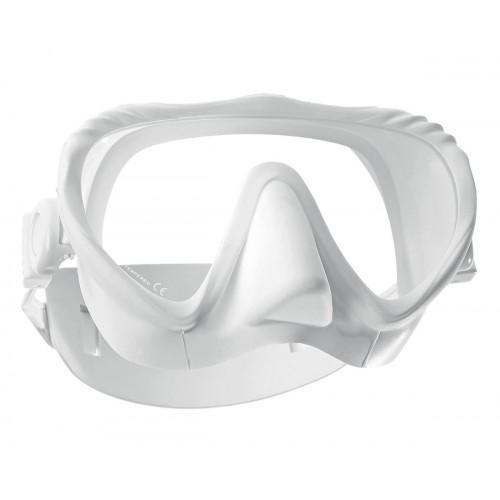 Водолазна маска без рамка GHOST White - Scubapro