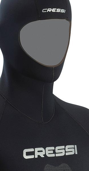 Неопренов костюм за подводен риболов Apnea 7 мм - Cressi