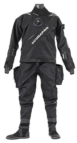 Дишащ сух водолазен костюм EVERTECH DRY BREATHABLE - Scubapro