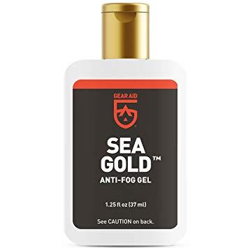 Мултифункционален препарат за почистване на нови водолазни маски и против изпотяване SEA GOLD Gel – McNETT